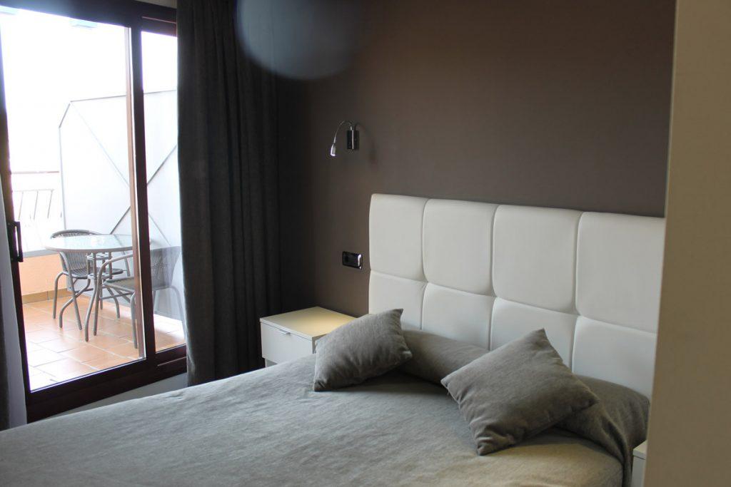 Dormitorio habitación familiar