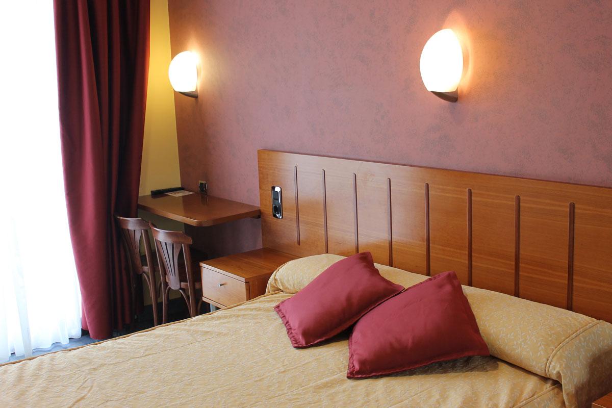 Habitación doble hotel el dsalt