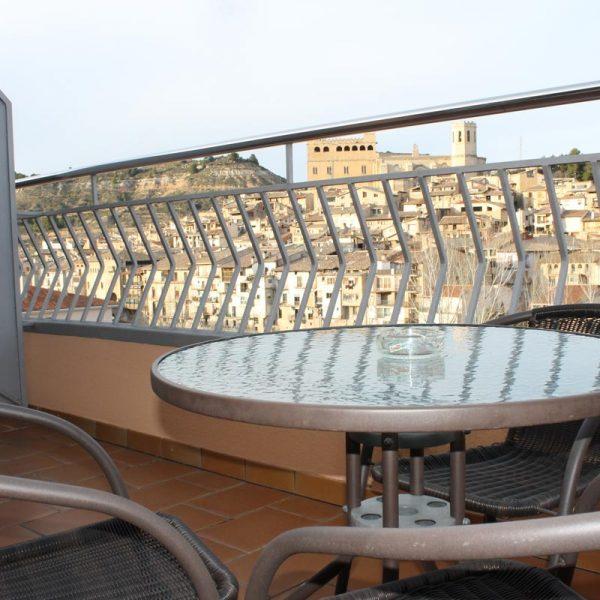 Habitación doble superior terraza hotel el salt