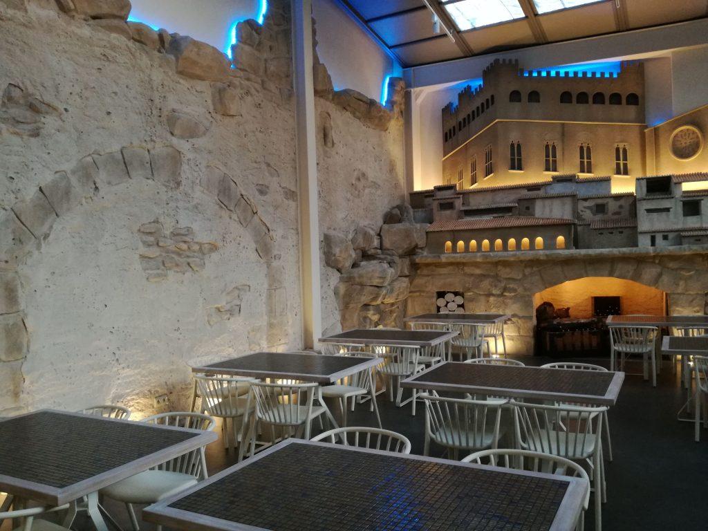 valderrobres castillo restaurante